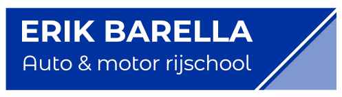 Auto & motor rijschool Erik Barella Logo